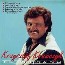 The Singles Album CD Krzysztof Krawczyk