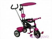 Madej Baby Trike 3w1 różowy