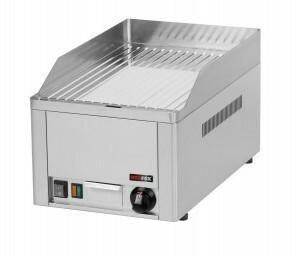 RedFox Płyta grilowa chromowana elektryczna FTRC - 30 E