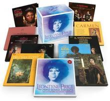 Leontyne Price Prima Donna Assoluta Her Ultimate Opera Recordings Remastered CD) Leontyne Price