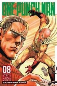 Viz Media, Subs. of Shogakukan Inc One-Punch Man, Vol. 8