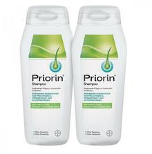 Bayer Vital GmbH Priorin Shampoo für kraftlos.dünner werdendes Haar 2x200 ml
