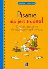 Pisanie nie jest trudne 4 Ćwiczenia redakcyjne - Beata Surdej, Andrzej Surdej