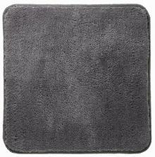 Dywanik łazienkowy 60 x 60 cm grijs Sealskin Angora 293996814
