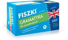 WYDAWNICTWO CZTERY GŁOWY FISZKI Gramatyka dla początkujących angielski f_gra_pocz_angiel