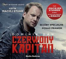Media Rodzina Czerwony kapitan (audiobook CD) - Dominik Dan
