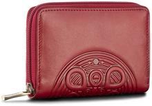 Wittchen Duży Portfel Damski 04-1-341-31 Czerwony