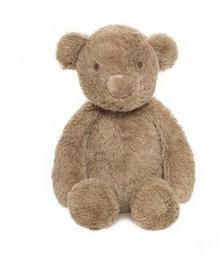 Teddykompaniet Tootiny Pluszak Lolli Teddies duży brąz 37cm 7331626024044