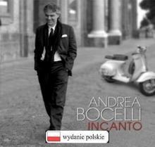 Incanto Polska cena) CD) Andrea Bocelli