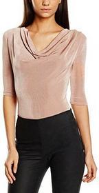 NEW LOOK Top Cowl Neck Body dla kobiet, kolor: różowy, rozmiar: 16 B01E073C12