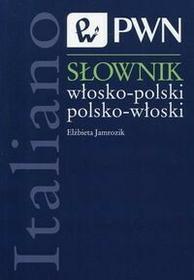 Słownik włosko-polski polsko-włoski - Elżbieta Jamrozik