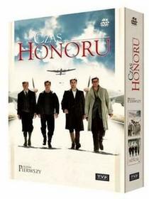 Czas honoru sezon 1 4 DVD) Płyta DVD)