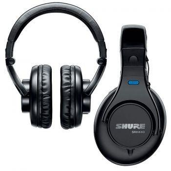 Shure SRH440 czarne