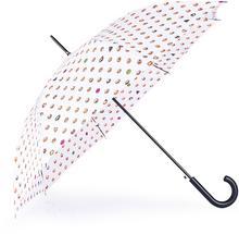 Happy Rain Parasolka długa Emoticons 40986 bialy