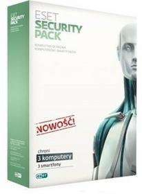 Eset Security Pack (3 stan. / 2 lata) - Uaktualnienie