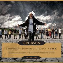 Grubson O.R.S Gold Box Limited Edition)