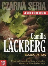 Czarna Owca Kaznodzieja. Audiobook Camilla Lackberg