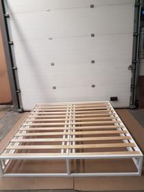 Tomar Olimp 120x200 łóżko metalowe LOFT