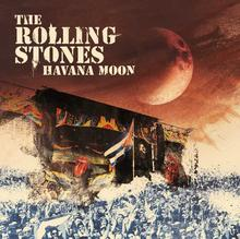 The Rolling Stones Havana Moon DVD+Blu-Ray+2CD) Limited Edition)