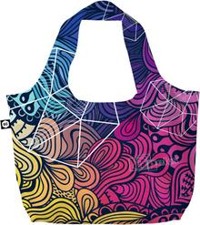 BG Berlin Eco Bags Eco torba na zakupy 3w1  BG001/01/125 wielokolorowy 0 - 1 kg