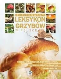 Ilustrowany leksykon grzybów w Polsce - Wiesław Kamiński, Jolanta Bąk