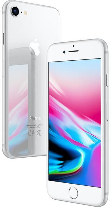 Apple iPhone 8 256GB Srebrny