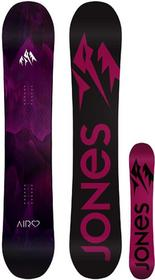 Jones snowboard AirHeart Pink PINK)