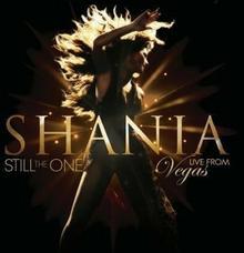 Still The One Live CD Shania Twain