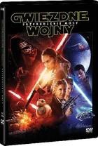 Gwiezdne wojny Przebudzenie Mocy DVD