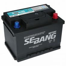 SeBang 12V 74Ah 680A (EN) SB1274