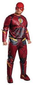 Rubies Justice League Flash Plus Size Adult Costume Plus Size B076FHFRHX