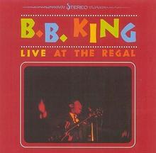 Live At The Regal CD) B.B King