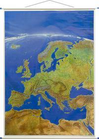 Stiefel Europa mapa ścienna panoramiczna Stiefel