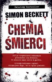 Amber Chemia śmierci - Simon Beckett