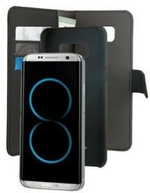PURO Wallet Detachable Samsung Galaxy S8+ czarny