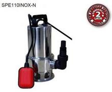 NAC Pompa do wody brudnej SPE110INOX-N SPE110INOX-N