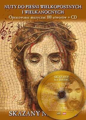 Nuty do pieśni wielkopostnych i wielkanocnych + CD - Michał Rorat
