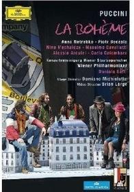 Anna Netrebko Puccini La Boheme DVD)