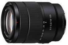 Sony 18-135 f/3.5-5.6 OSS