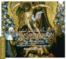 Harmonia Mundi Bach: St. John Passion