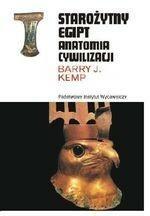 PIW Starożytny Egipt Anatomia cywilizacji - Barry J. Kemp