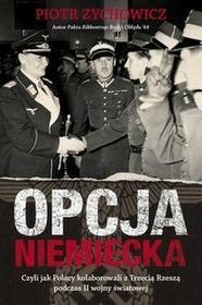 Rebis Opcja niemiecka. Czyli jak polscy antykomuniści próbowali porozumieć się z Trzecią Rzeszą - Piotr Zychowicz