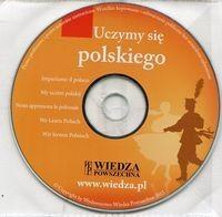 Uczymy się polskiego CD mp3 Wiedza Powszechna