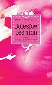 PIW Bolesław Leśmian Dzieła wszystkie