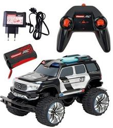 Carrera 1:14 Off Road Mercedes Benz ENER-G-FORCE Police with LED Lights and Siren 142030