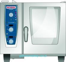 Rational CombiMaster Plus XS Typ 6 GN WCM6