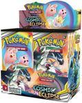 The Pokemon Company International Pokemon. Sun and Moon. Cosmic Eclipse. Saszetki z kartami, mix wzorów