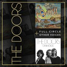 Other Voices Full Circle CD) The Doors