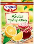 Delecta Kwasek cytrynowy