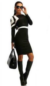 Sukienka HRISI BLACK 0005061-2